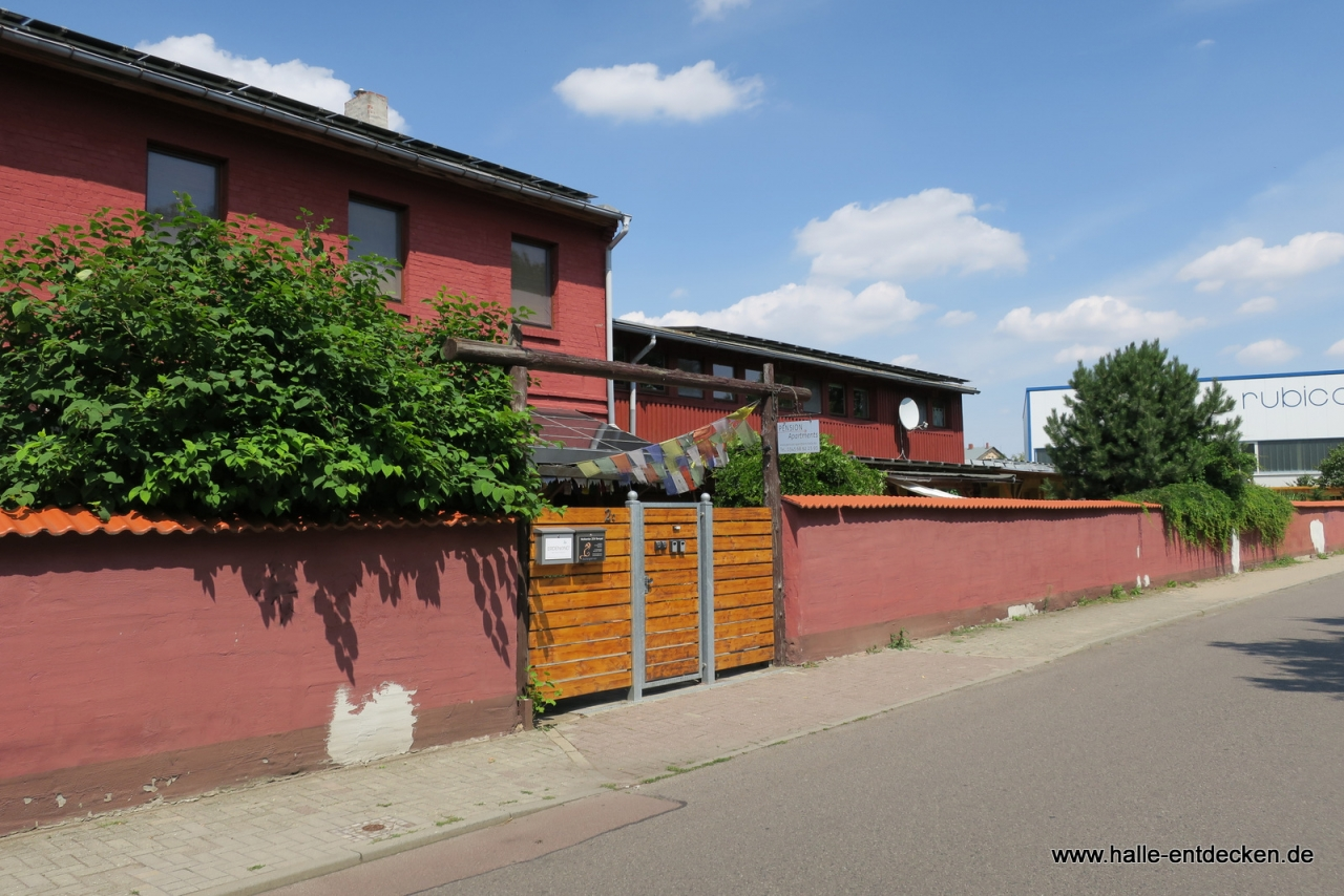 Appartements Wolkentor in Trotha, Halle (Saale)