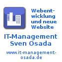 IT-Management Sven Osada