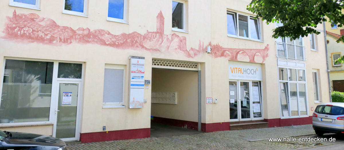 Physiotherapie Vitalhoch 3 in der Böckstraße 14 in Halle (Saale)